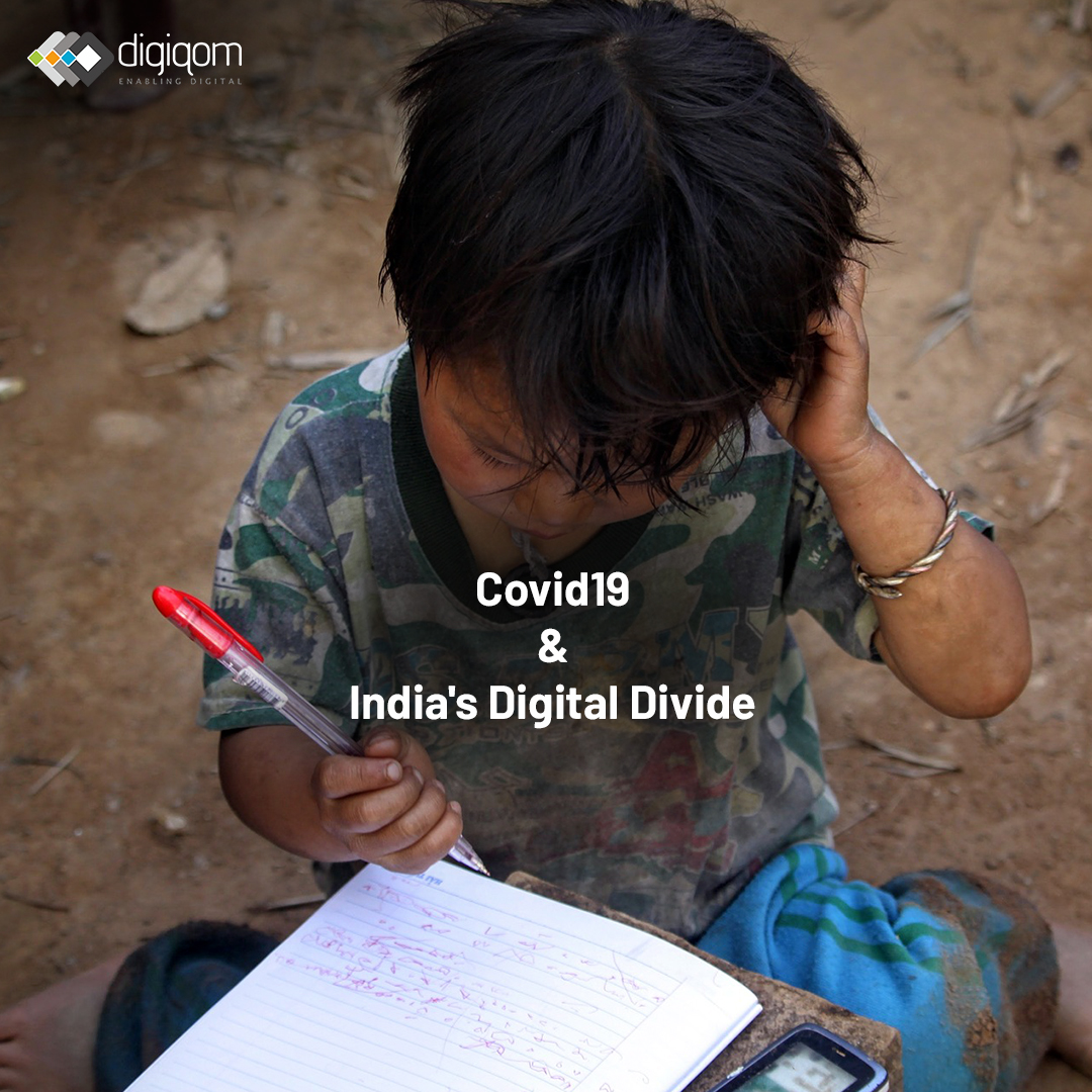 Covid19 and India's Digital Divide