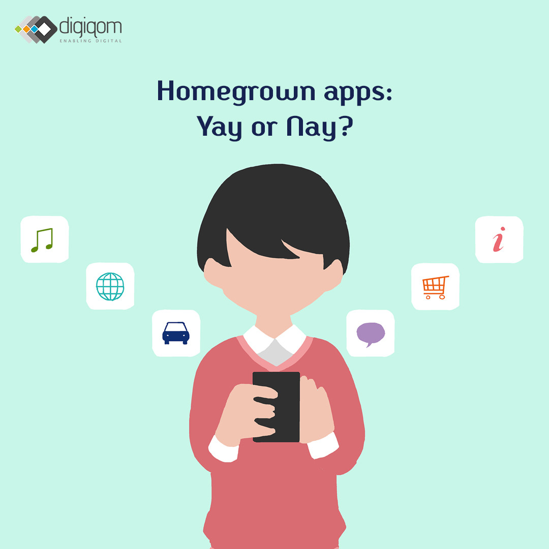 Homegrown Social Media Apps: Yay or Nay?