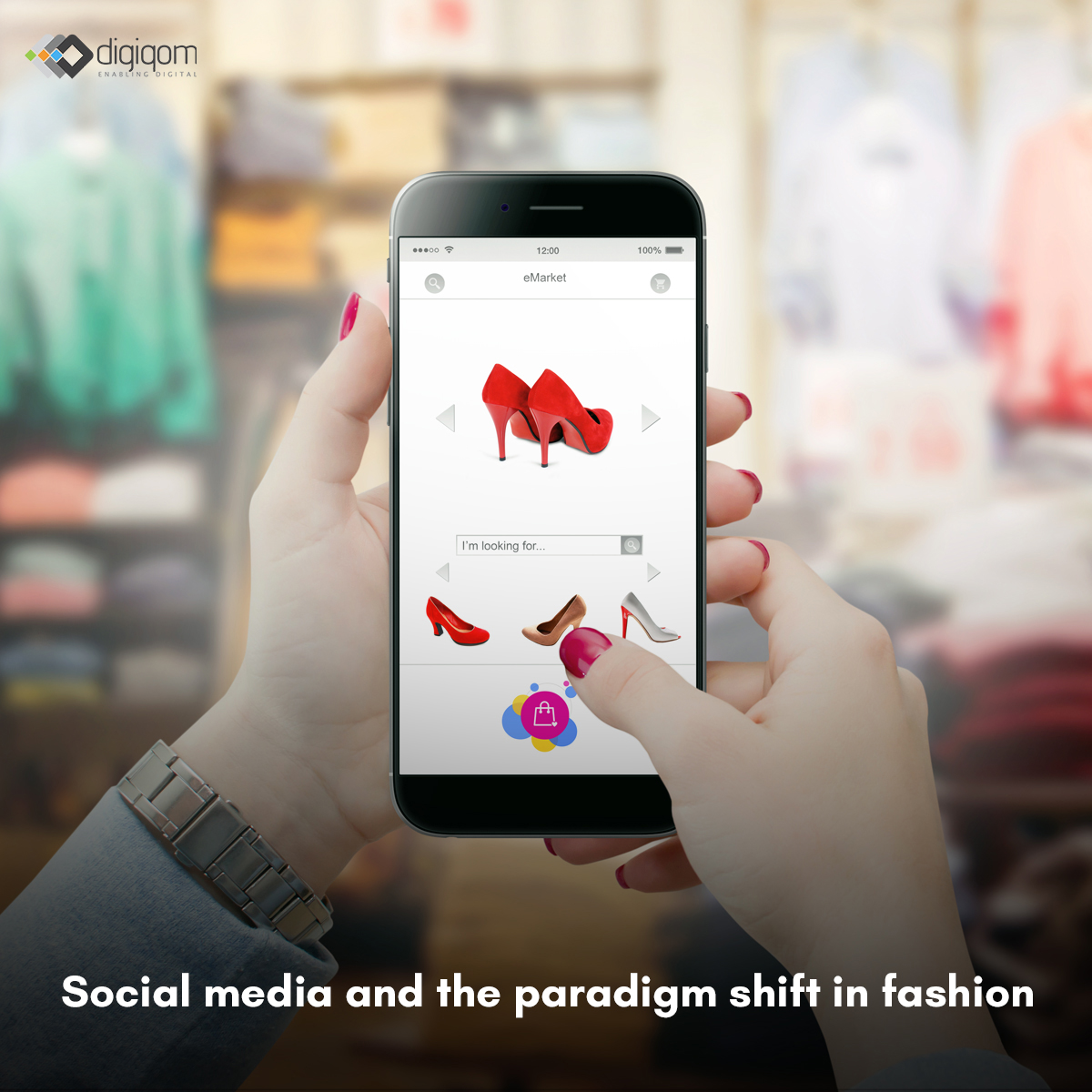 Fashion in the time of Social Media